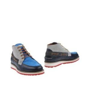 Dsquared2 High-Top Dress Shoe Size